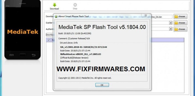 download sp flash tool latest