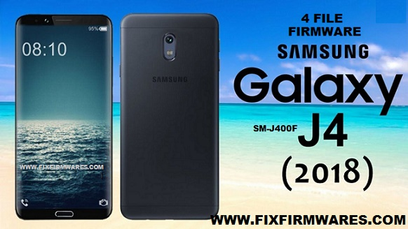 SM-J400F Galaxy J4 2018 4 File Official Firmware Download Free