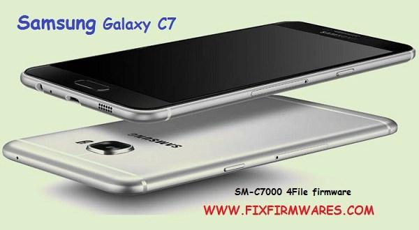 SM-C7000 Galaxy C7 4 File Firmware 7 0 Download Free