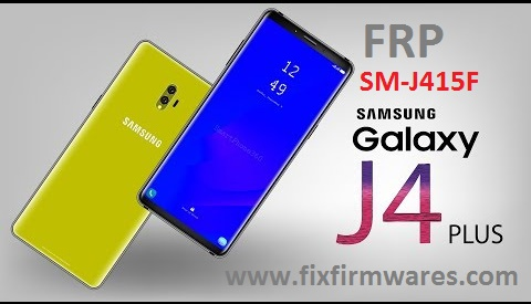 SM-J415F ENG modem File ADB Enable Bypass FRP Galaxy J4 Plus
