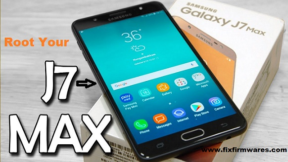 SM-G615F Cf Auto Root File Download Samsung Galaxy J7 Max 2017