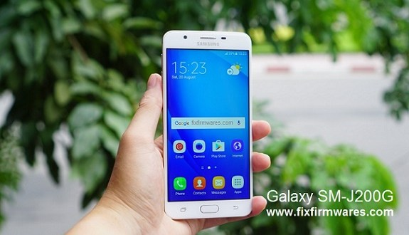 Samsung Galaxy J2 SM-J200G 4File Factory Stock, Repair Firmwarer