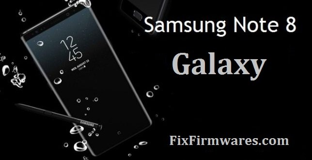 SM-N950X Eng Boot File 7 1 1, Bypass Frp, Samsung, Galaxy Note 8