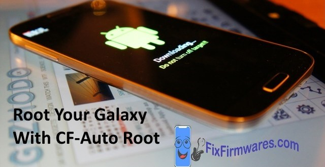Samsung Galaxy S8 SM-G950U Cf Auto Root File