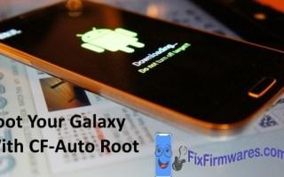 Samsung Galaxy On7 (2016)   SM-G610K Cf Auto Root File