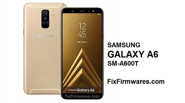 Samsung Galaxy A6 | SM-A600U Combination