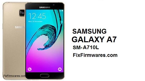 Beaches] Samsung galaxy a7 2016 firmware update