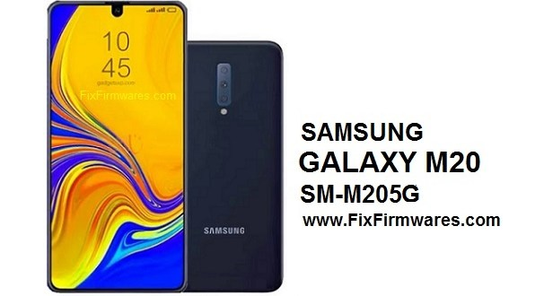 SAMSUNG FIRMWARE | SM-M205G (Android Oreo) 8 1 0 Download