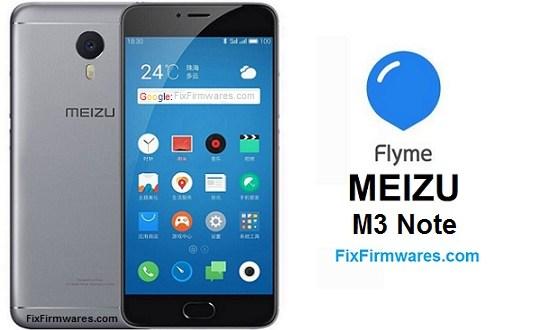 Meizu M3 Note | Firmware | Download Meizu Official Firmwares