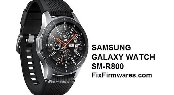 Samsung Smart Watch | SM-R800 XXU1ARH3