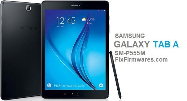 Samsung Galaxy Tab A 9 7 | SM-P555M - CF Auto Root - File
