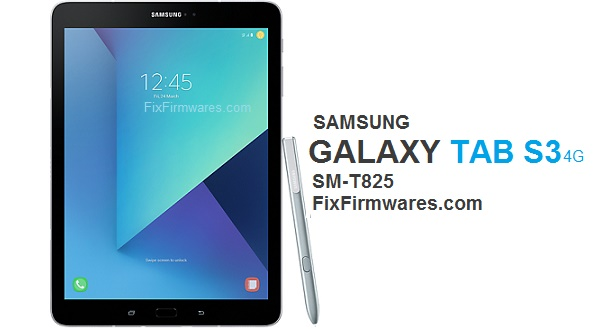 CF Auto Root | Samsung SM-T825 Official Root File