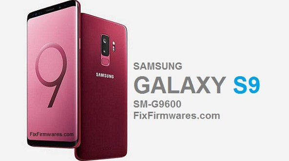Samsung Galaxy S9 | SM-G9600 - CF Auto Root - File