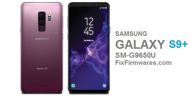 Samsung Galaxy S9+(US) | SM-G965U- CF Auto Root - File
