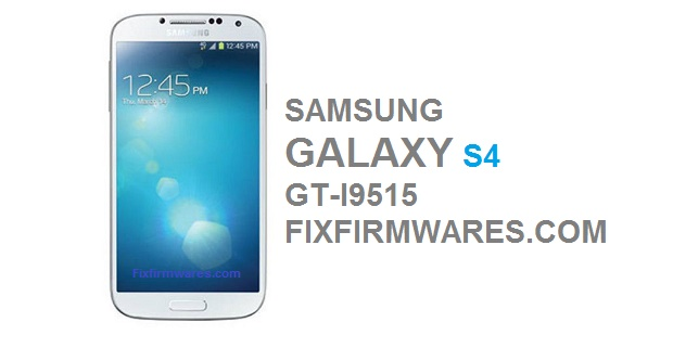 CF Auto Root | GT-I9515 - Samsung One Click Root File