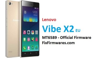 Lenovo Vibe X2 Firmware