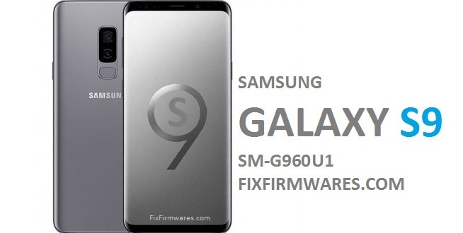 CF Auto Root - SM-G960U1 Samsung Galaxy S9 (US Unlocked)