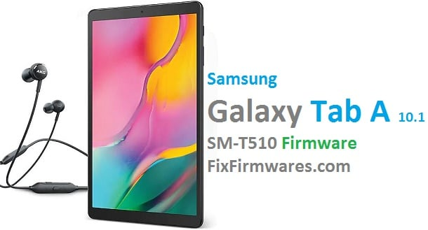 Samsung Official Firmware | SM-T510 (4-Files_Repair_Rom) Pie-9