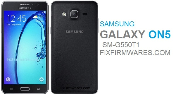 CF Auto Root | SM-G550T1 Samsung One Click Root File