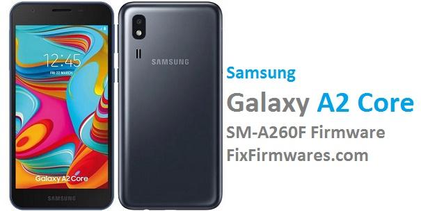 Samsung A2 Core Factory File - Bikeriverside