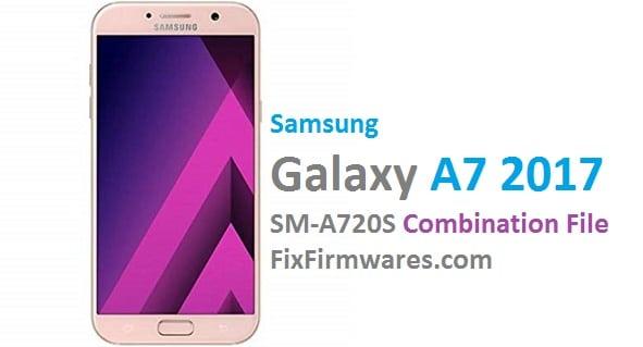 Samsung Galaxy SM-A720S Combination File | Fix-Firmwares