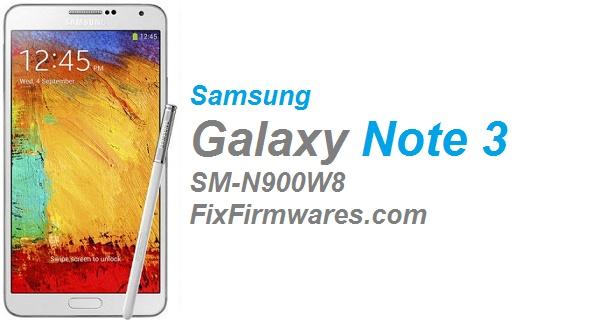 SM-N900W8