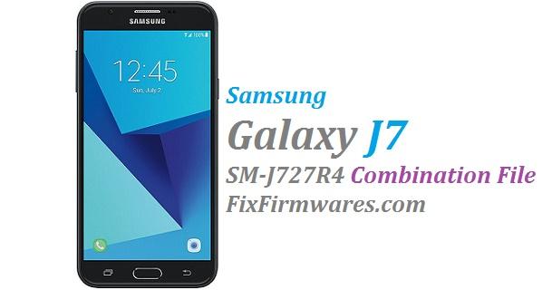 Samsung Galaxy - J7 SM-J727R4 Combination File Free