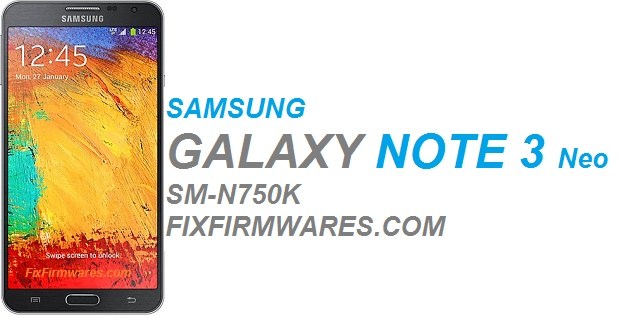 CF Auto Root | SM-N750K Samsung One Click Root File