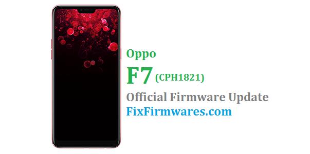 Oppo F7 128.GB, CPH1821,