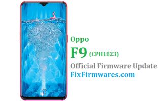 Oppo F9, CPH1823,
