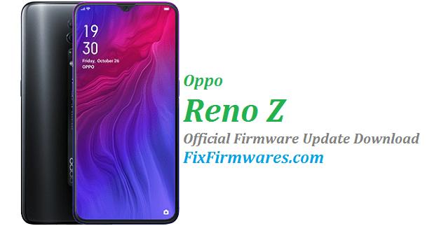Oppo Reno Z, CPH1979EX,