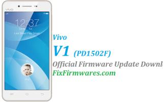 vivo v1,PD1502F