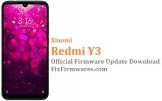 Redmi Y3