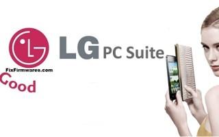 LG PC Suite, LG PC Suite Download