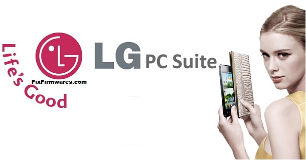 LG PC Suite, LG PC Suite Download