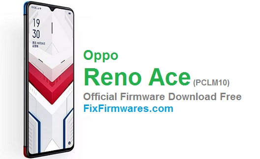 OPPO Reno Ace, PCLM10