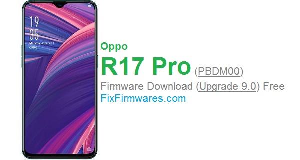 Oppo R17 Pro,PBDM00