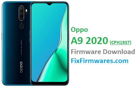 Oppo A9 2020, CPH1937