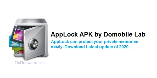 AppLock DoMobile Applock APK