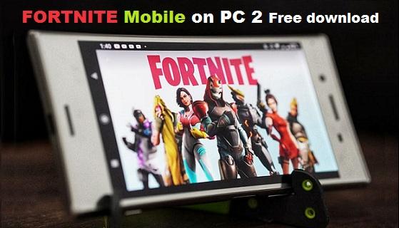 Fortnite Mobile on PC