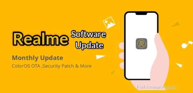 Realme Software Update ColorOS 6
