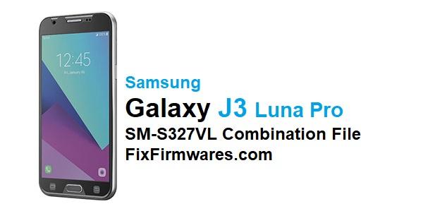 SM-S327VL Combination File