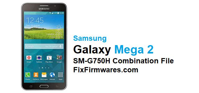 SM-G750H Combination File