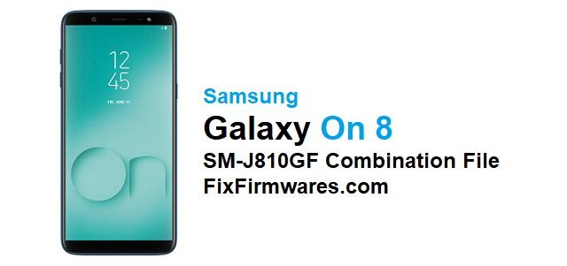 SM-J810GF Combination File