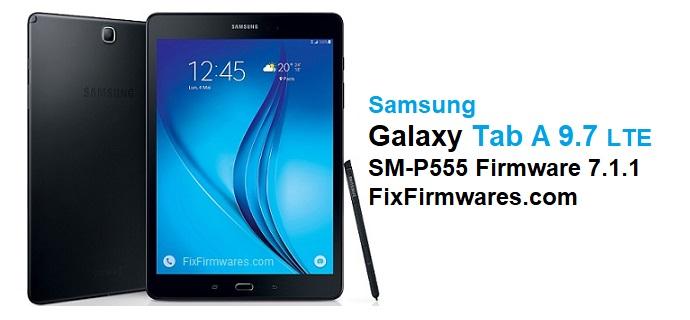 SM-P555 Firmware