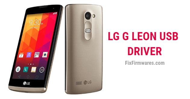 LG Leon Driver