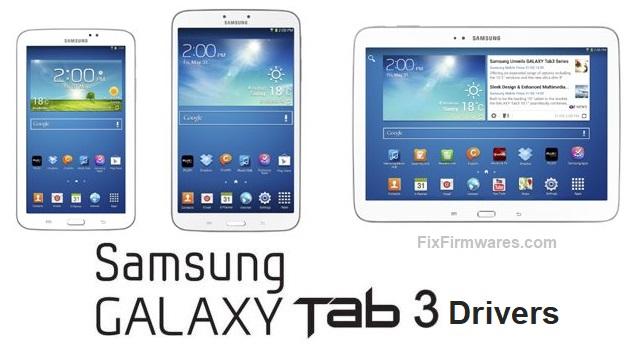 Galaxy Tab 3 Drivers / Samsung Galaxy Tab 3 Drivers