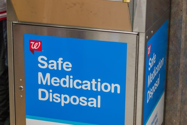 Drop boxes can be found in many local drugstores. Many local police stations also have RxDrop boxes. Use the link below to find a RxDrop box near you. https://apps.ddap.pa.gov/GetHelpNow/PillDrop.aspx