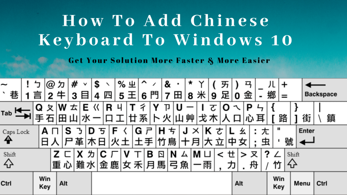 how to add chinese keyboard to windows 10 fixguider add chinese keyboard to windows 10