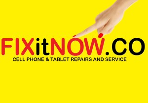 Fix it now logo